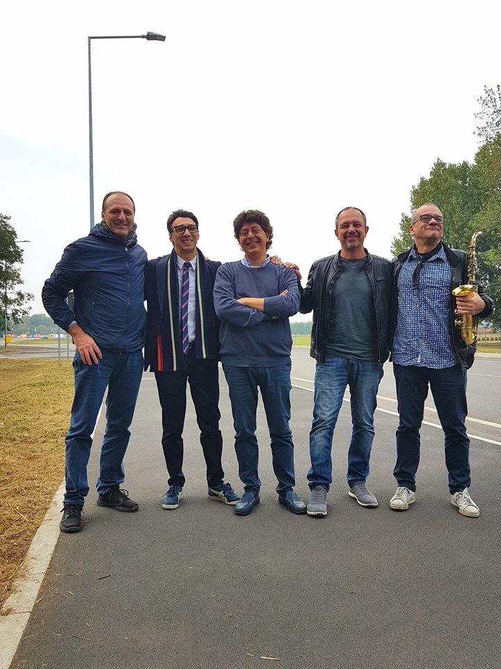 Novegro 2018 con Paolo Jannacci